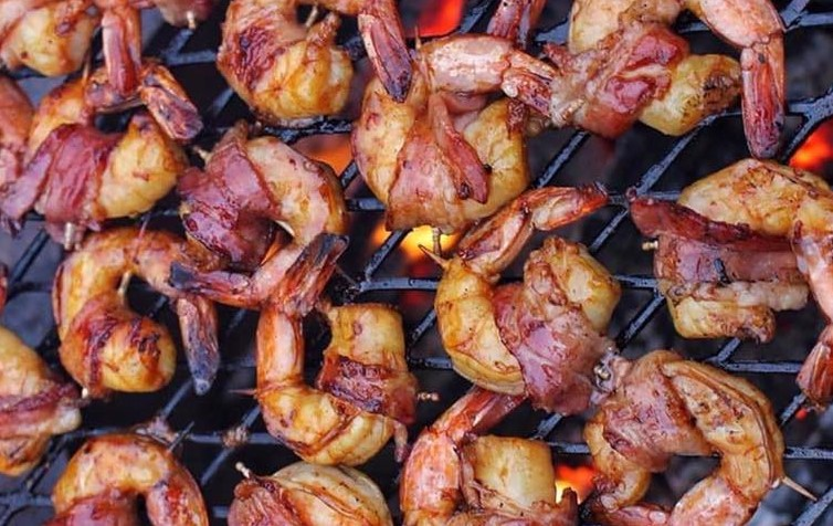 Barbecued Bacon Shrimp! The Ultimate Guide!