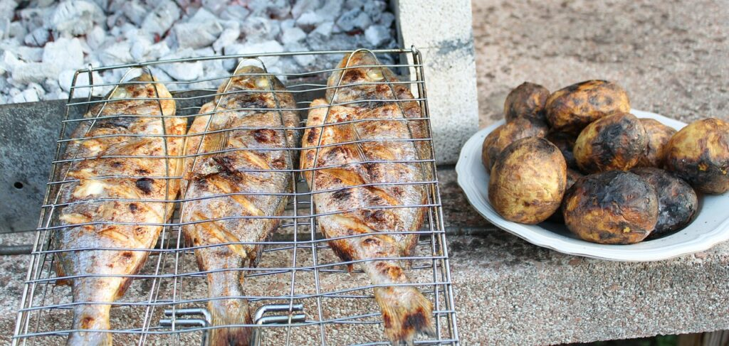 Grilled Fish can be a Game Changer