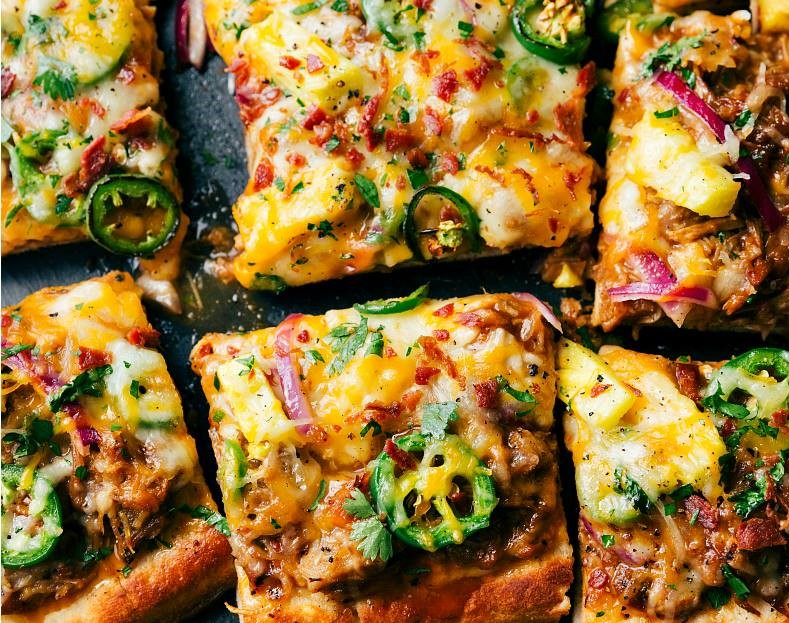 BBQ Grilled Pulled Pork Pizza - Ultimate Guide!