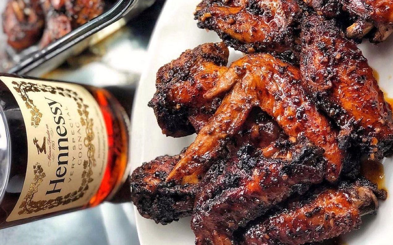 Hennessy Jerk Chicken Wings - Ultimate Guide!