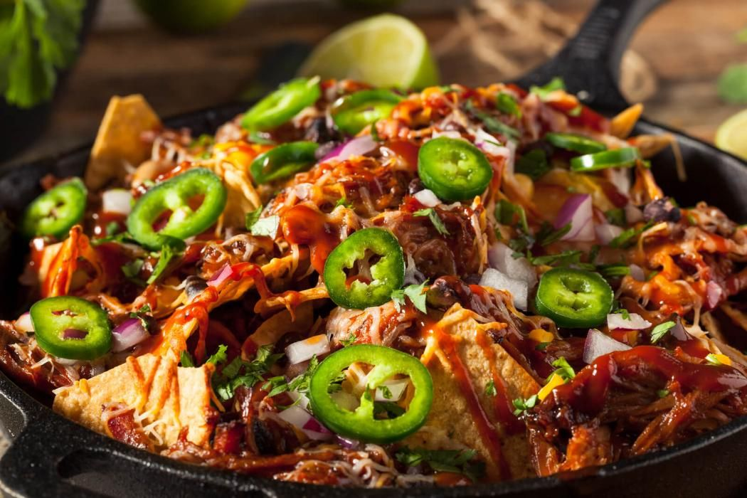 BBQ Pulled Pork Nachos - Ultimate Guide!
