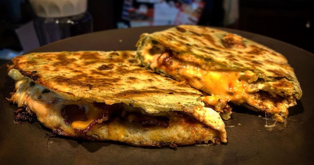 Grilled Bacon and Egg Quesadillas - Ultimate Guide!