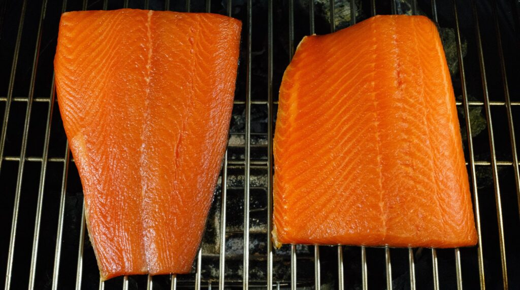 There is Always Something Special about Smoked Salmon