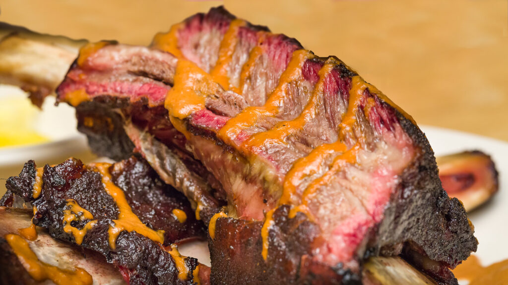Beef Ribs are Always a Great Party Piece!