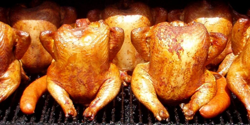 Why not have a Beer Can Chicken Party?