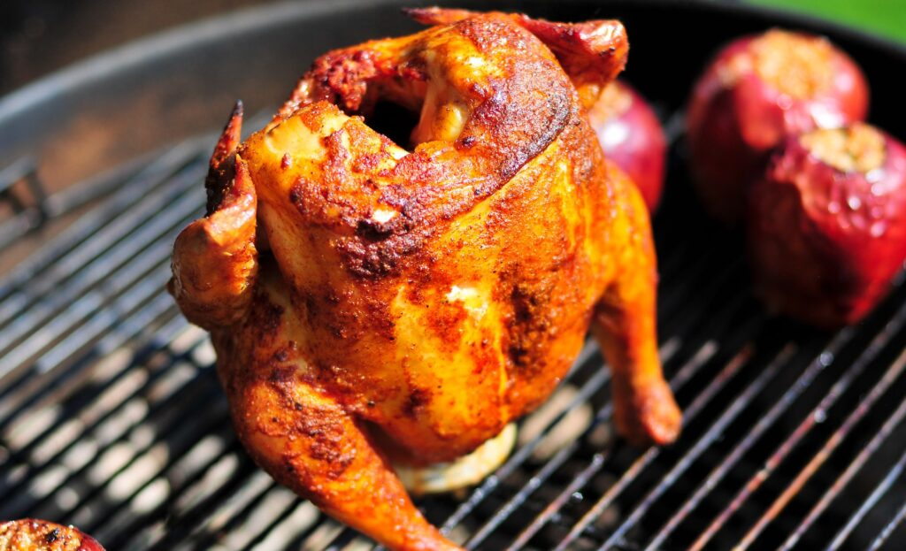 Get Ready for a Juicy Beer Can Chicken